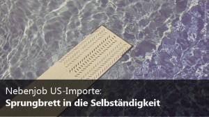 Nebenjob US-Importe