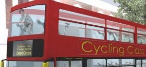 Geschäftsidee Spinning Bustour