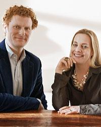 Gerald Heydenreich und Annette Albrecht-Wetzel