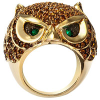 Ring Mystic Owl