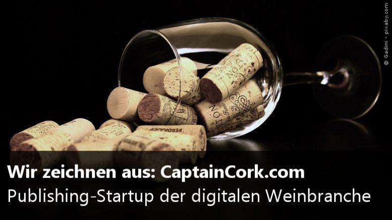 Genialer Weinfinder CaptainCork