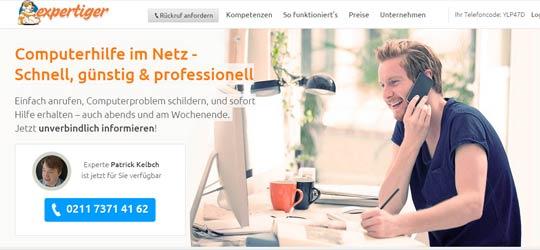 Expertiger Online PC-Soforthilfe