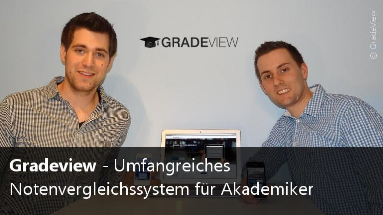 GradeView-Notensystem