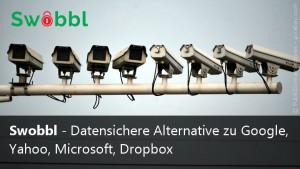 Swobbl - Datensichere Suchmaschine
