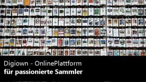 Digiown Sammler Plattform