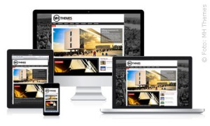 WP Theme Onlinemagazin