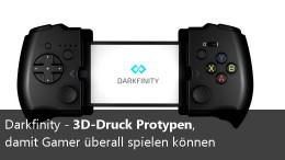 Darkfinity Gamepads