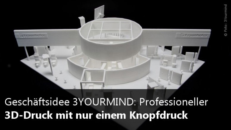 3D-Druck 3YOURMIND