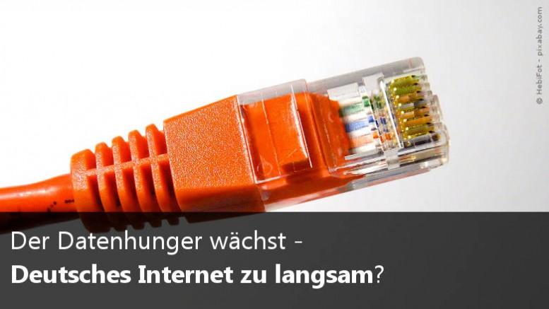 Breitbandausbau für Schnelles Internet