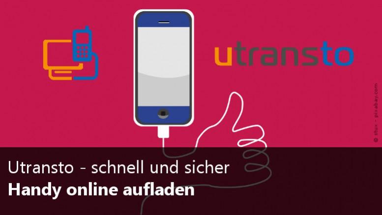 Handys im Internet aufladen