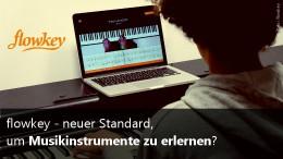 Musikinstrument erlernen