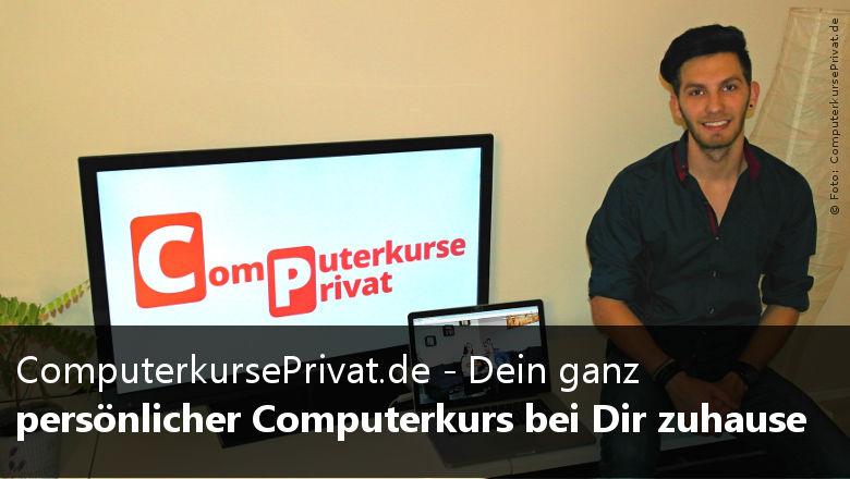 Computerkurseprivat Dein Pers 246 Nlicher Computerkurs Bei Dir Zuhause