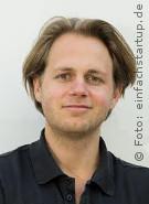 Erik Renk von einfachstartup.de