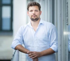 StyleLounge - Gründer Johannes Heinen