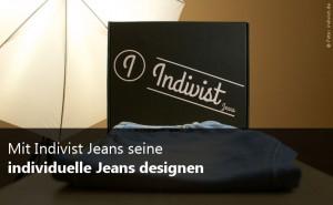 Indivist Jeans designen