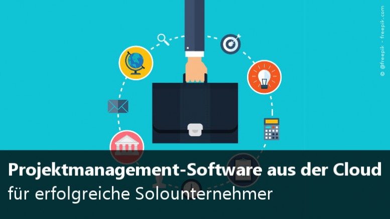 Projektmanagement Software für Solopreneure