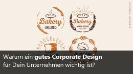 Gutes Corporate Design