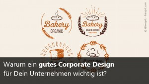 Gutes Corporate Design