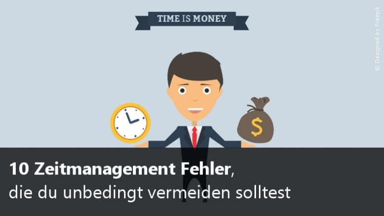 10 Zeitmanagement Tipps