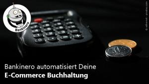 Automatische Buchhaltung Onlineshop