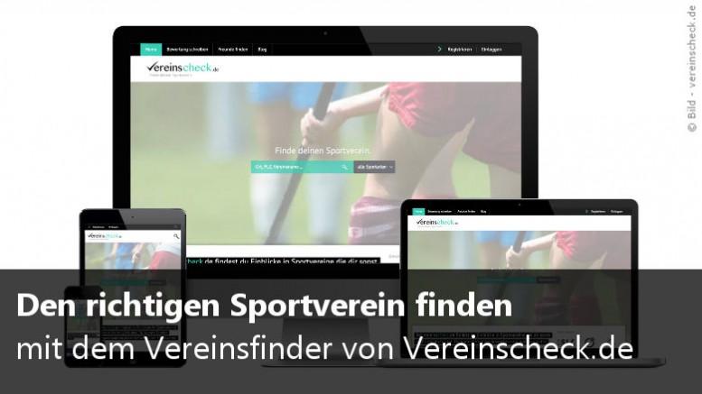 Vereinscheck suche Sportverein