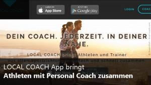 Local Coach App