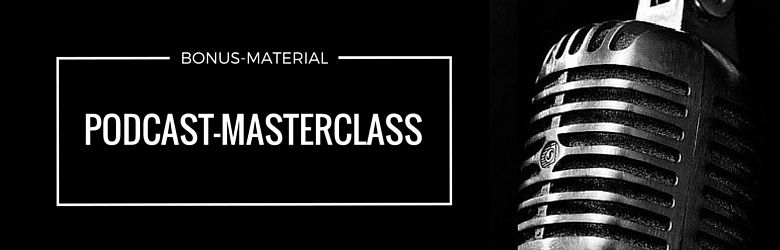 Podcast Masterclass