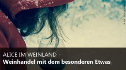 Alice im Weinland