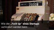 Fuck up Startup