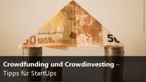 Crowdfundig - Crowdinvesting