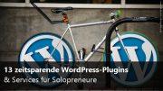 13 WordPress-Plugins