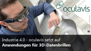 oculavis - 3D Brillen