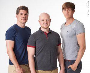 Gründerteam Upfit
