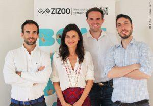 Zizoo Gründerteam