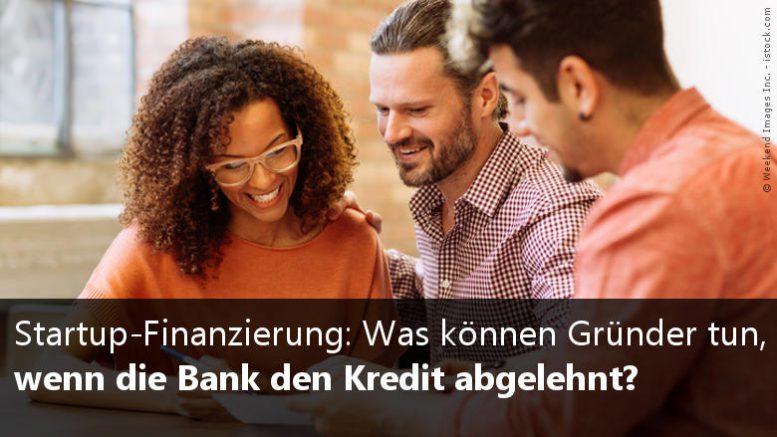 Finanzierung bei Bankabsage