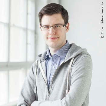 Nikolas Fischer von IdeaCheck