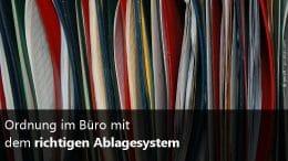 Büro Ablagesystem