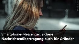 Messenger für Gründer
