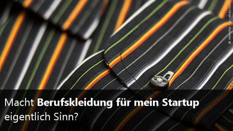 Berufsbekleidung Startup