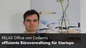 RELAS-Office für Startups