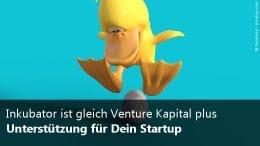 Inkubator Kapital Wissen