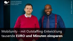 Outstaffing Entwicklung - Mobilunity