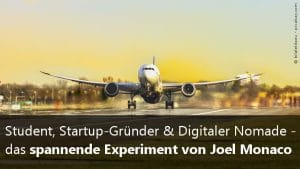 Experiment Digitaler Nomade