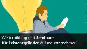 Seminare für Gründer