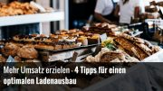 Optimale Ladeneinrichtung
