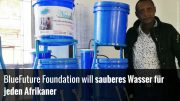 Sauberes Wasser für Afrika