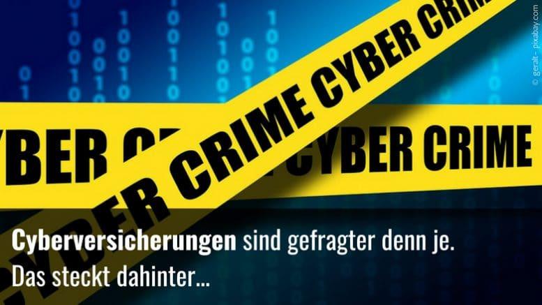 Cybercrime Versicherung