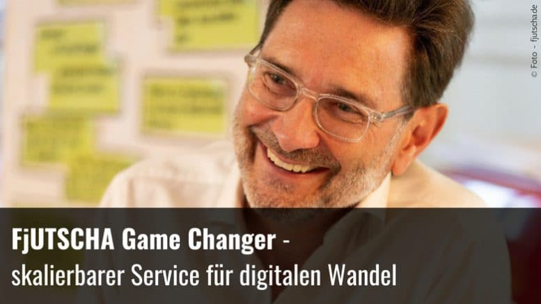 FjUTSCHA Digitaler Game Changer