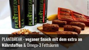 veganer Snack extra Nährstoffe