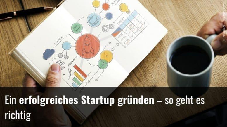 erfolgreiches Startup gründen